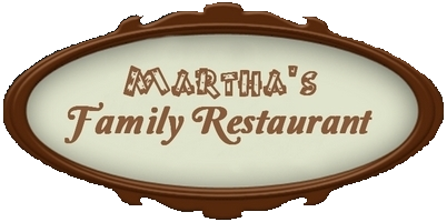 Martha's Diner and Family Restaurant
