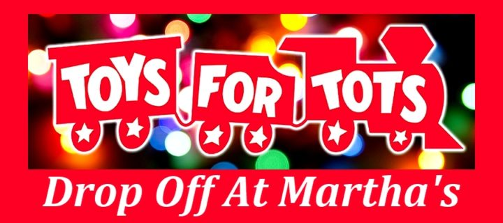 Christmas-Toys For Tots