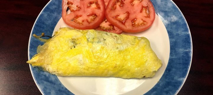 veggie-omelet-diet-low carb
