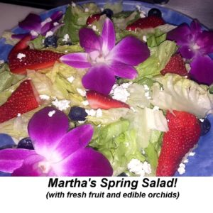 salad-fruit-edible orchids