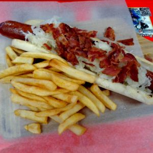 hot dog - Monday